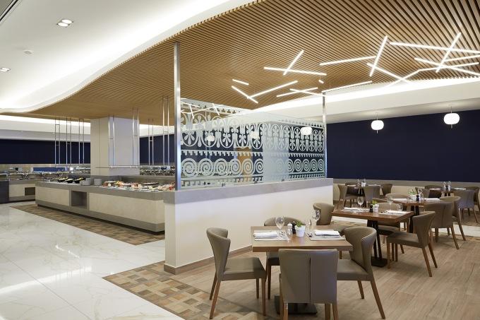 Σχεδιάζοντας με το φως: Εστιατόρια καιbars