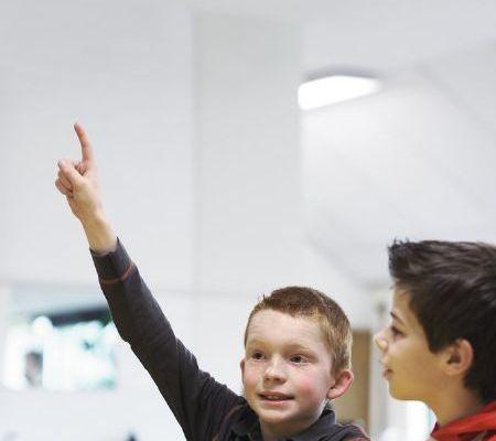 Η ποιότητα του φωτισμού στους χώρουςεκπαίδευσης